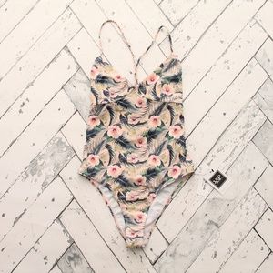 Young & Reckless One Piece Swimsuit